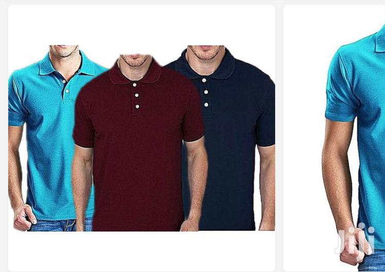 Pack of 3 Polo T Shirts   Clothing for sale in Kampala, Central Region, Uganda