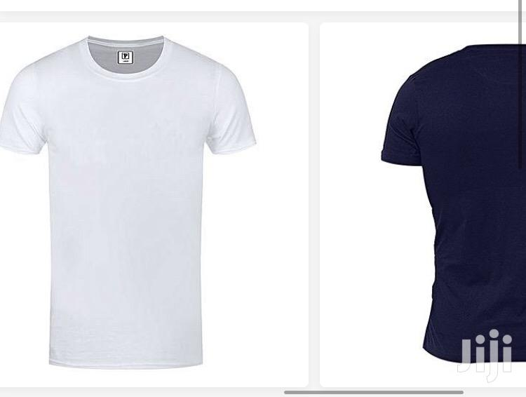 4 in 1 Pack of Men'S Cotton T-Shirts   Clothing for sale in Kampala, Central Region, Uganda