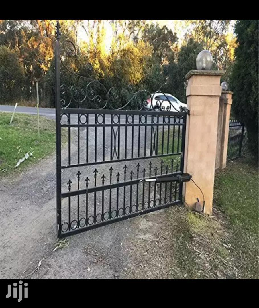 Automatic Gate Opening Systems For Home And Offices | Doors for sale in Kampala, Central Region, Uganda