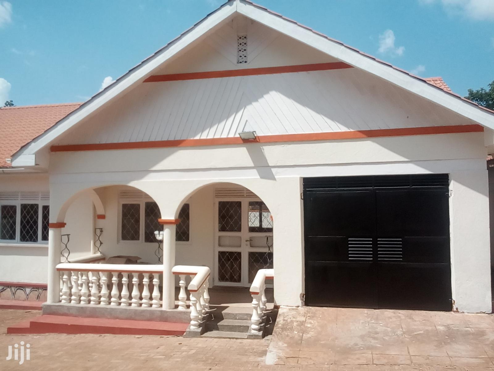 Three Bedroom House In Kirinya Bweyogerere For Rent