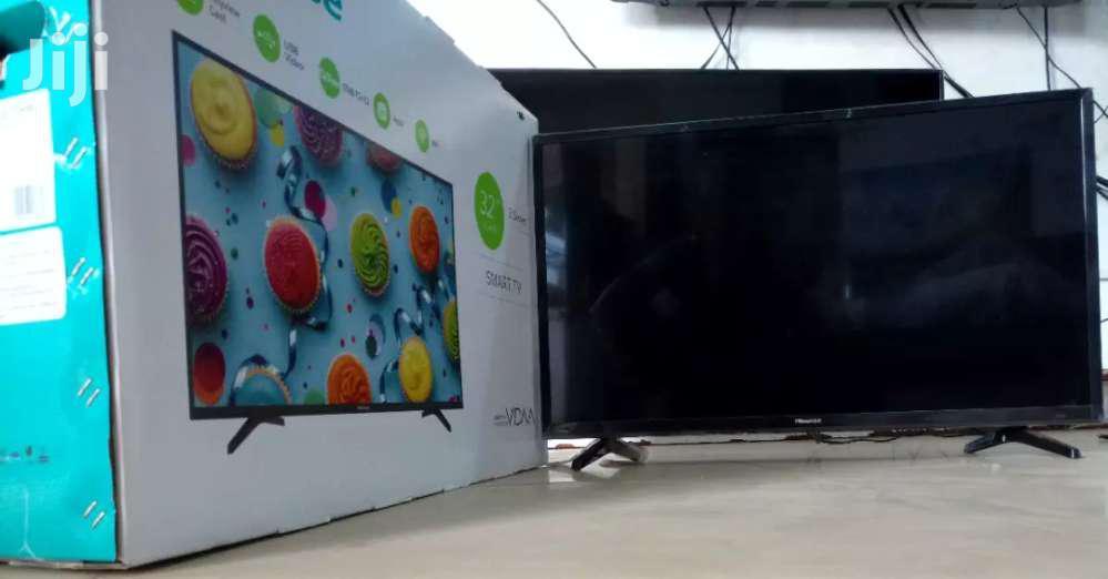 32' Hisense Smart Flat Screen TV | TV & DVD Equipment for sale in Kampala, Central Region, Uganda