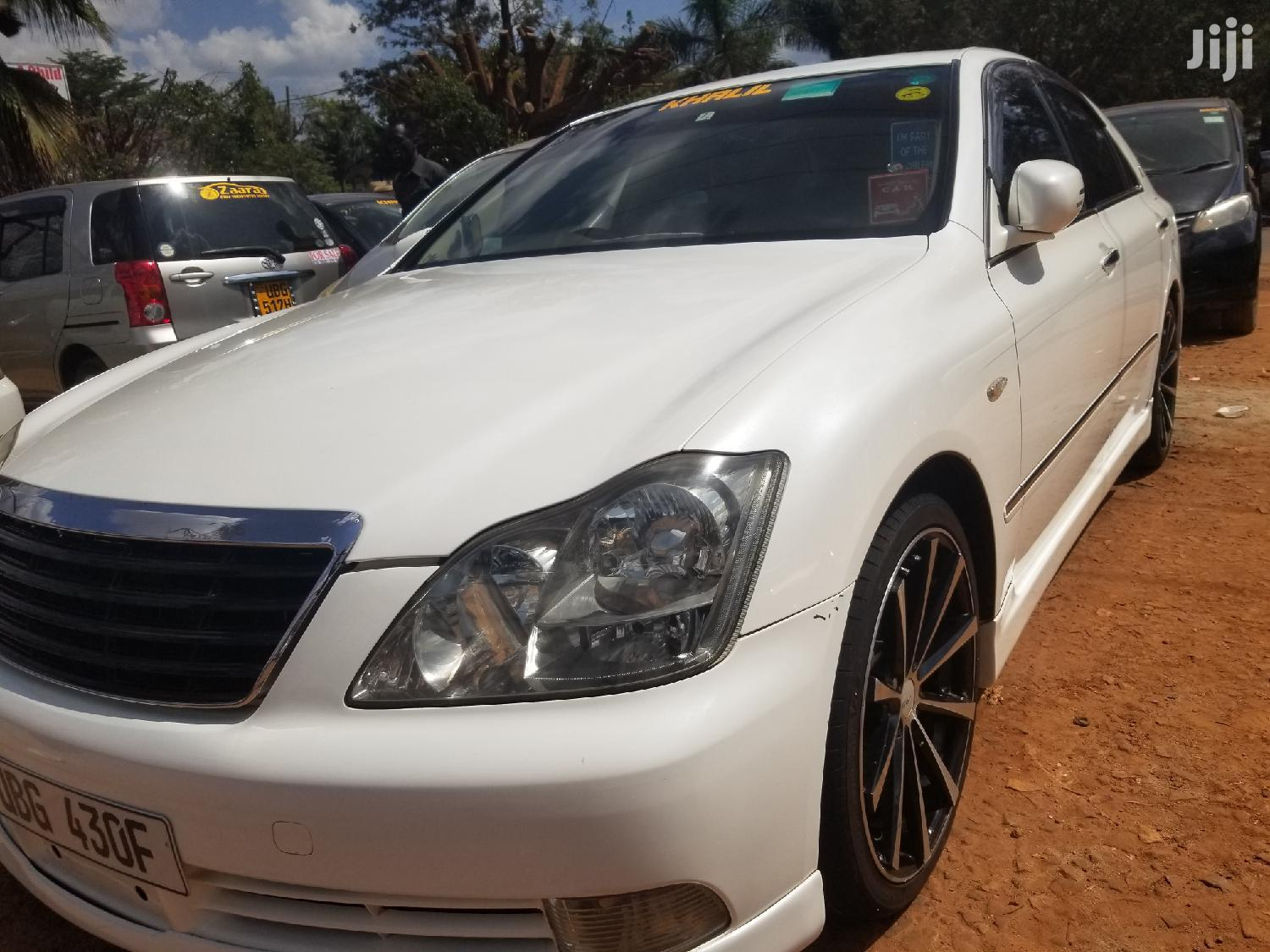 Toyota Crown 2007 White | Cars for sale in Kampala, Central Region, Uganda