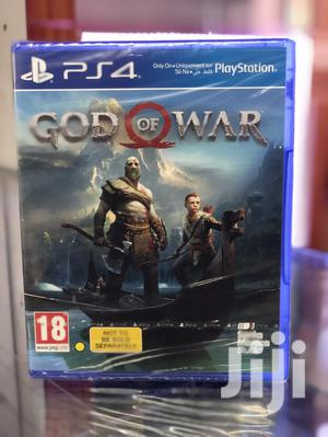 God Of War 4 For PS4   Video Games for sale in Central Region, Kampala
