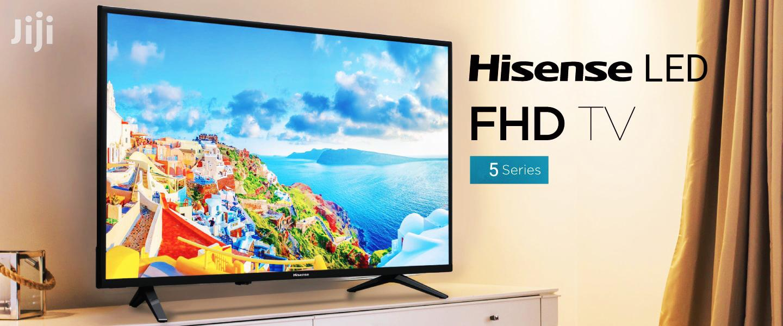 Brand New Hisense Led Digital TV 40 Inches