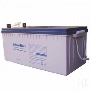 Gaston Solar Battery