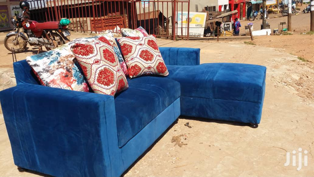 Archive: Blue L Shaped Sofa For Living Room