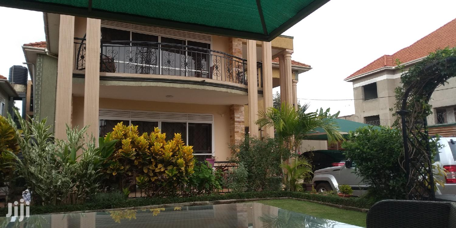 Archive: Ntinda Nalya Road Six Bedrooms House for Sale With Ready Land Title