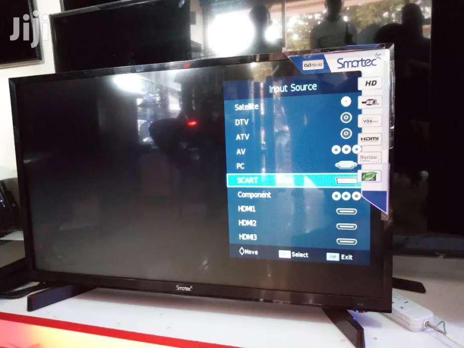 Smartec Flat Screen TV 32 Inches | TV & DVD Equipment for sale in Kampala, Central Region, Uganda