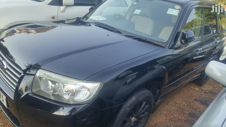 Subaru Forester 2005 Black   Cars for sale in Kampala, Central Region, Uganda