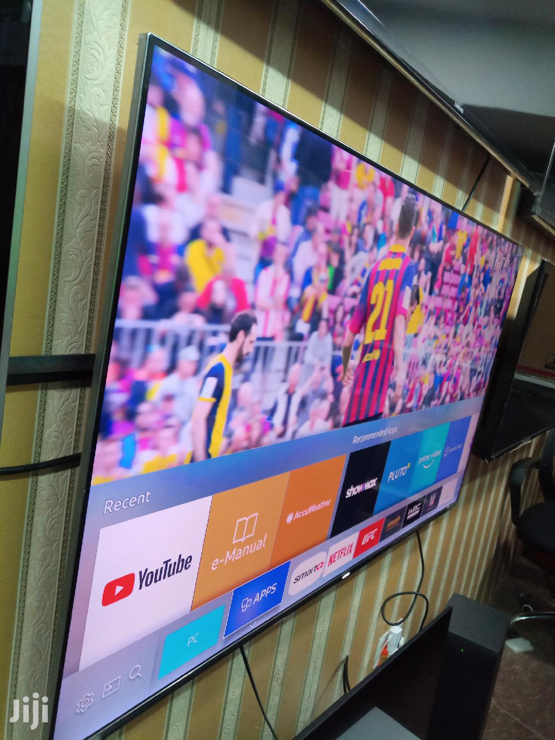 Samsung 55inches Smart SUHD QLED Tv