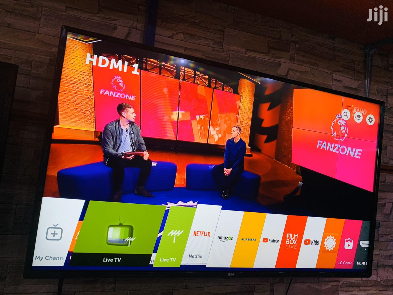 LG Smart Uhd 4K TV 49 Inches