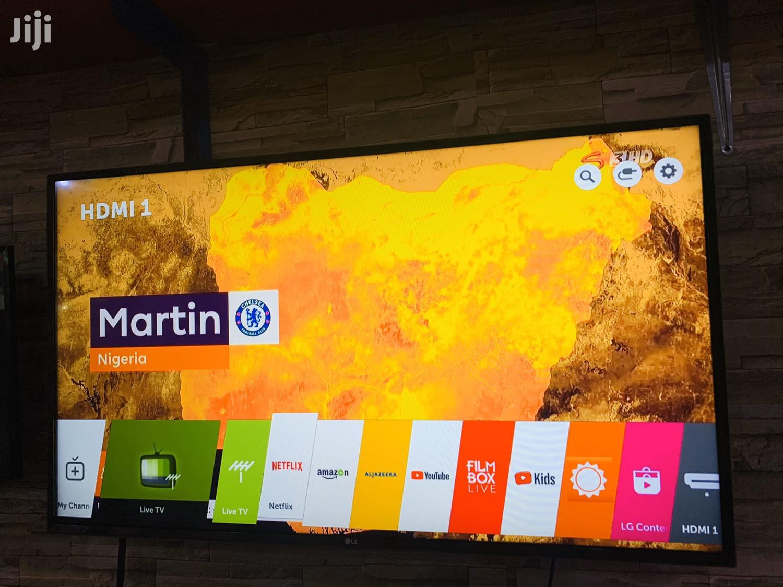 LG Smart Uhd 4K TV 49 Inches   TV & DVD Equipment for sale in Kampala, Central Region, Uganda