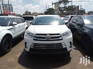 Toyota Kluger 2017 White | Cars for sale in Central Region, Kampala