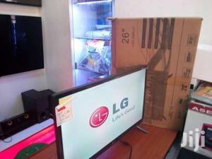 LG Flat Screen TV 26 Inches   TV & DVD Equipment for sale in Central Region, Kampala