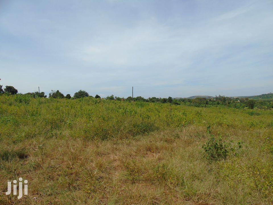 Plots In Gayaza Kabubu For Sale