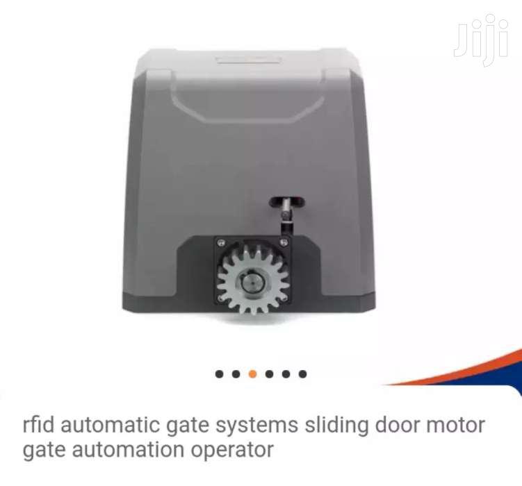 Archive: Automatic Sliding Gates
