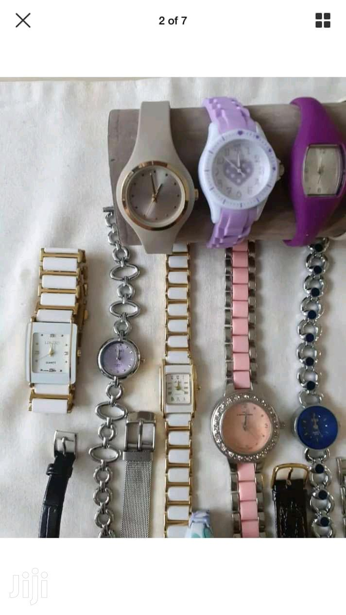 Unisex Second Hand Watches On Sale