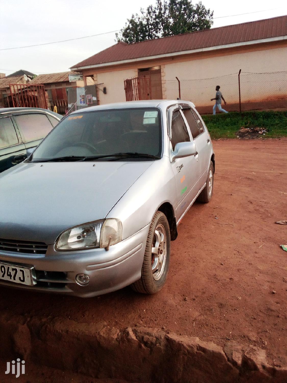 Toyota Starlet 1998 Silver | Cars for sale in Kampala, Central Region, Uganda