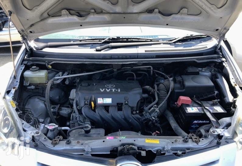Archive: Toyota Spacio 2006 Silver