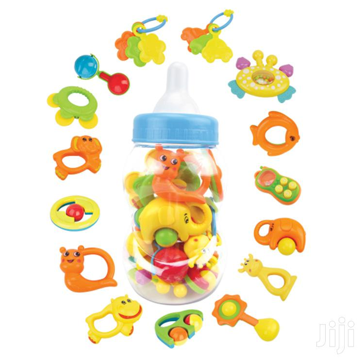 Tin of Baby Rattles /Shakers | Toys for sale in Kampala, Central Region, Uganda