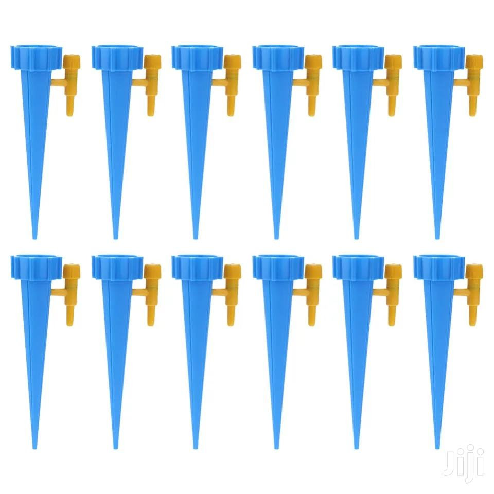 Auto Drip Irrigation Watering System Spike Cone 12 Pcs | Farm Machinery & Equipment for sale in Kampala, Central Region, Uganda