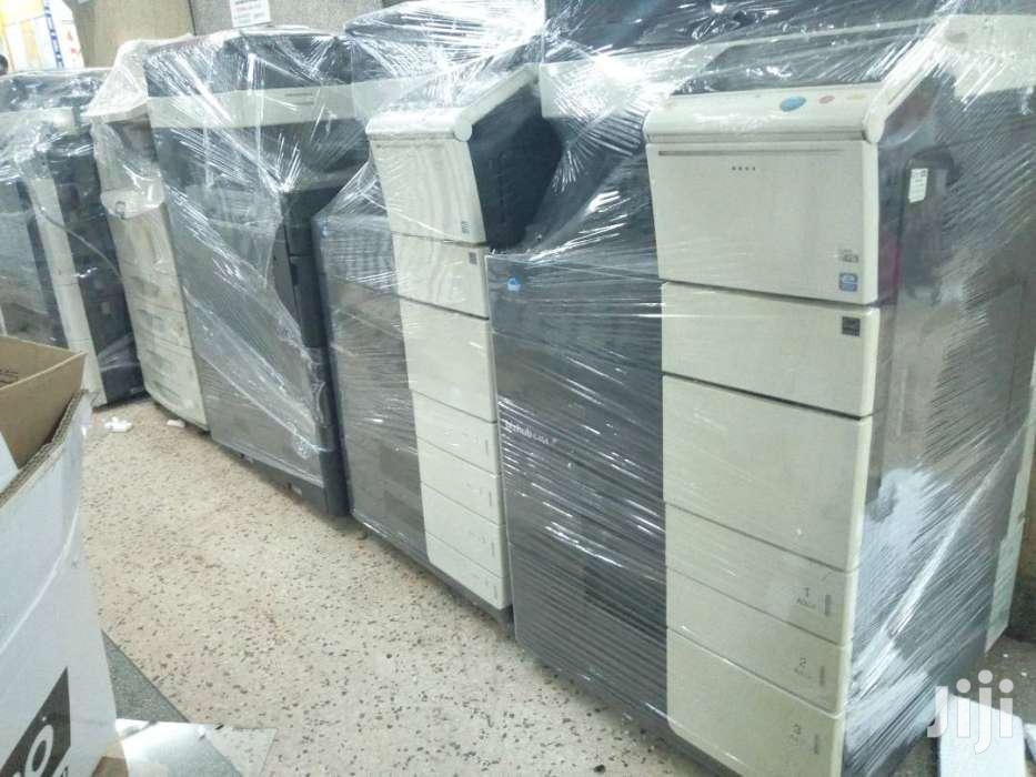 Heavy Duty Color Printers -konica Bizhub DUBIA