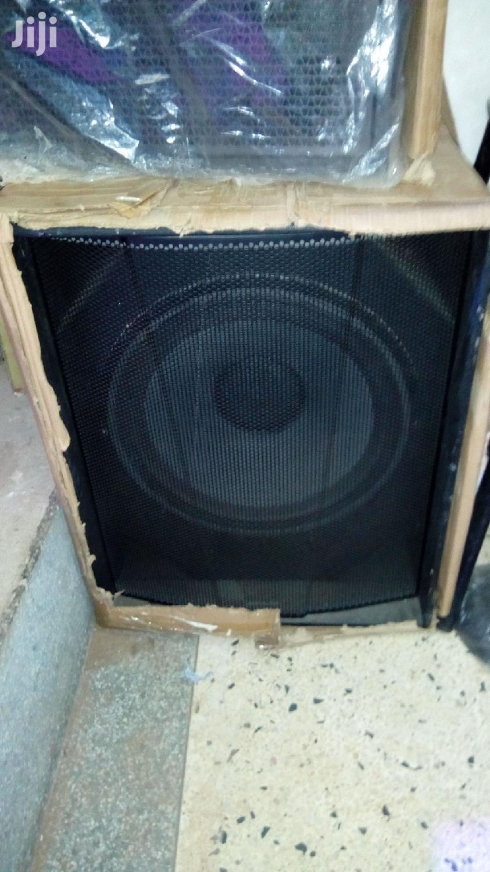 Single Base Martin Audio
