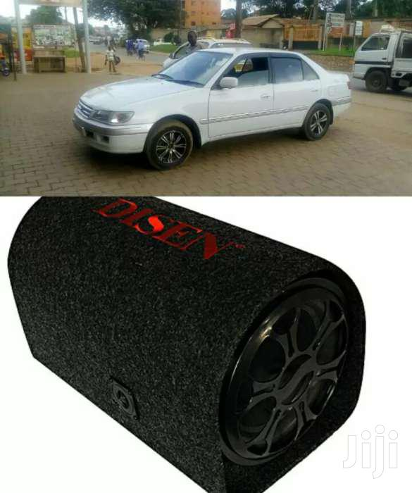 Powerful Car Woofers And Guaranteed Output