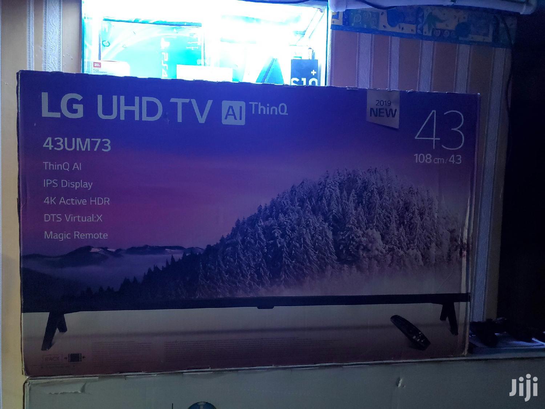 Brand New LG Smart Uhd 4k 2019 Model TV 43 Inches