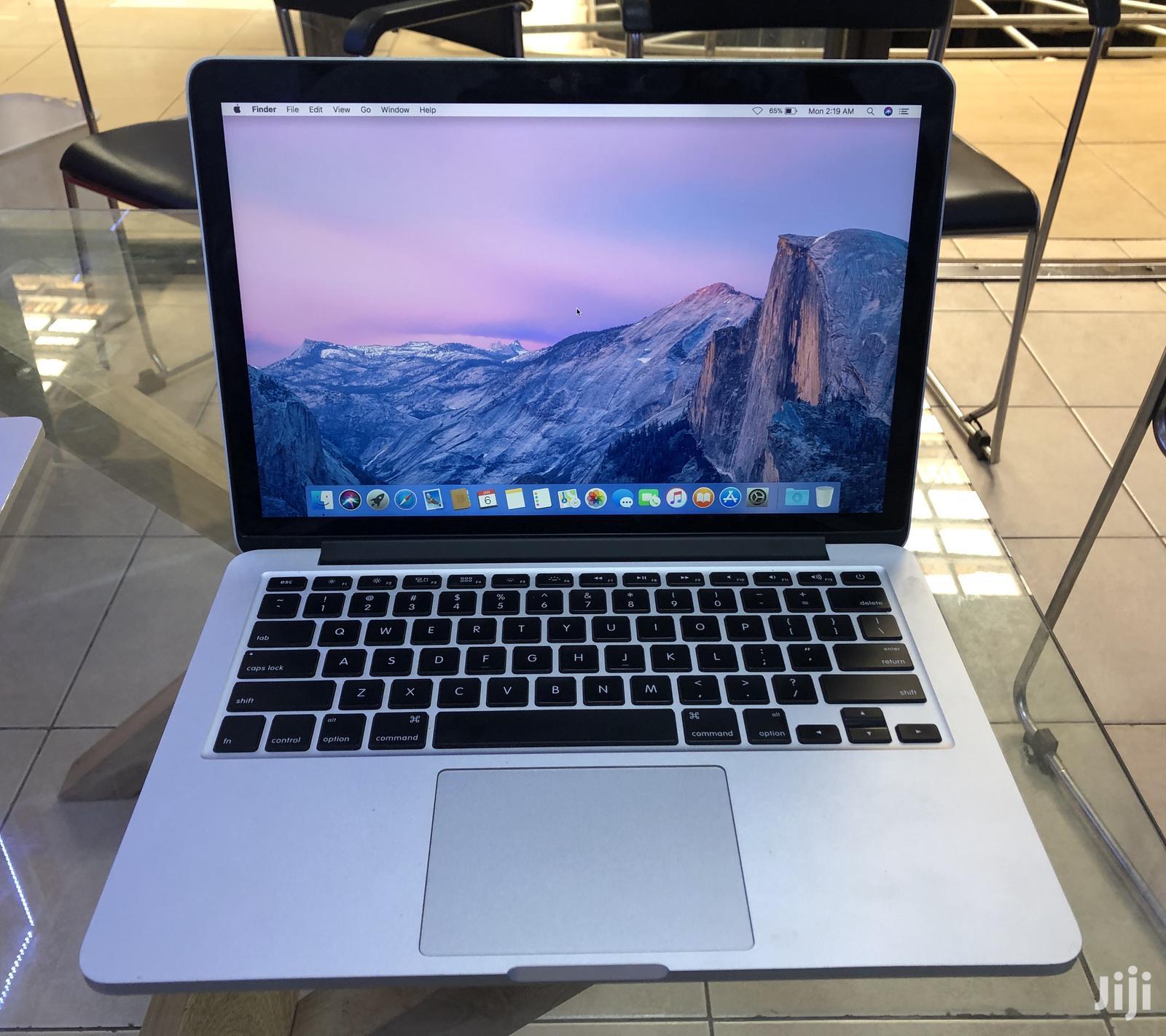 Laptop Apple MacBook Pro 8GB Intel Core i5 SSD 128GB | Laptops & Computers for sale in Kampala, Central Region, Uganda