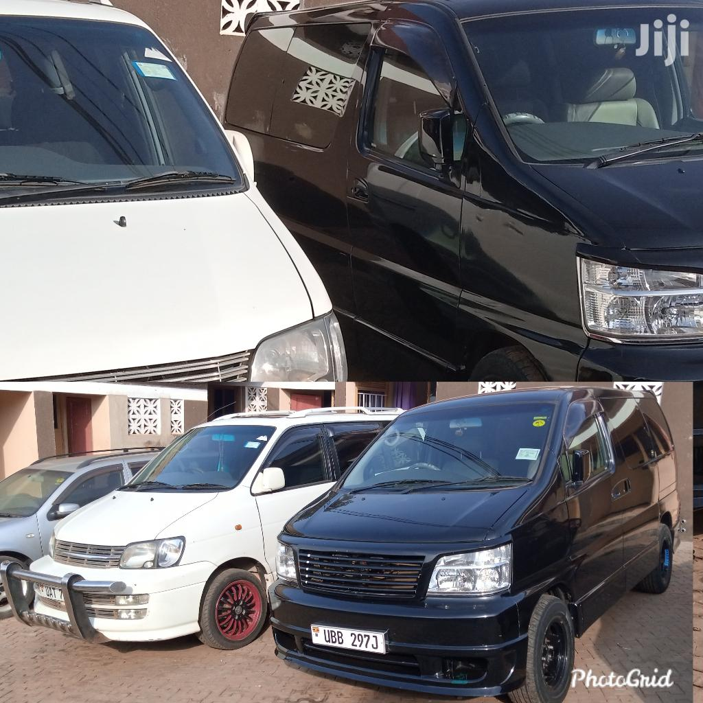 Car Hire With Driver | Chauffeur & Airport transfer Services for sale in Kampala, Central Region, Uganda