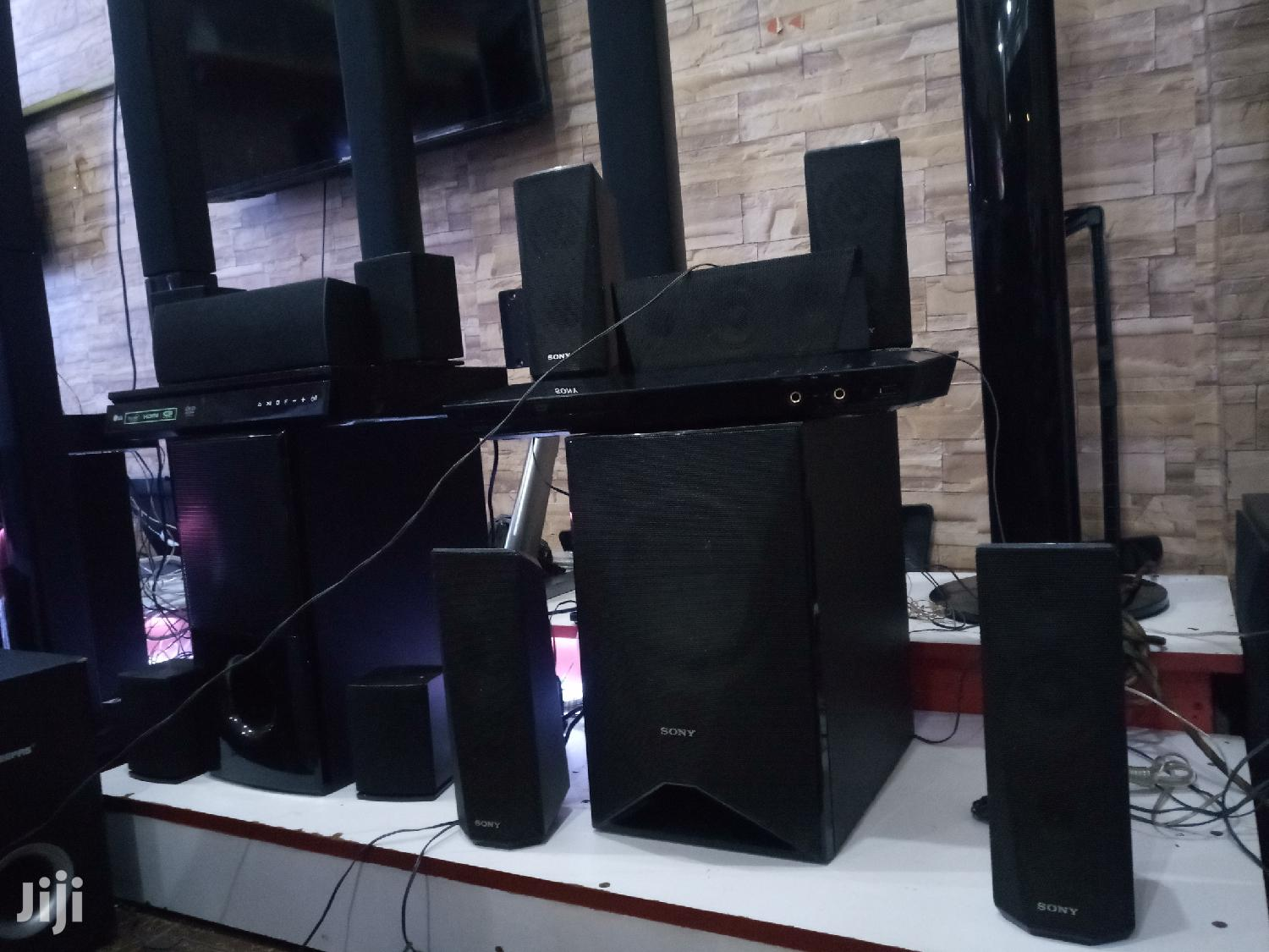 Archive: Original SONY Home Theatre 1200watts Sound System