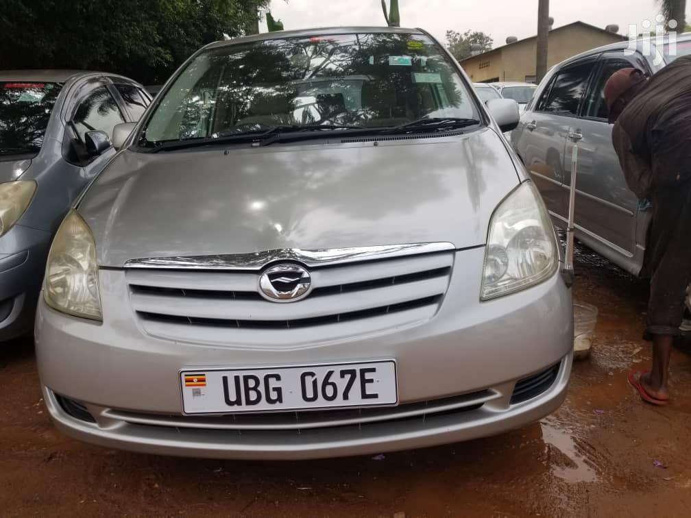 New Toyota Spacio 2006 Silver | Cars for sale in Kampala, Central Region, Uganda