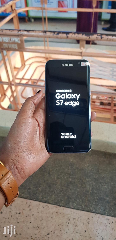 Samsung Galaxy S7 edge 32 GB Black