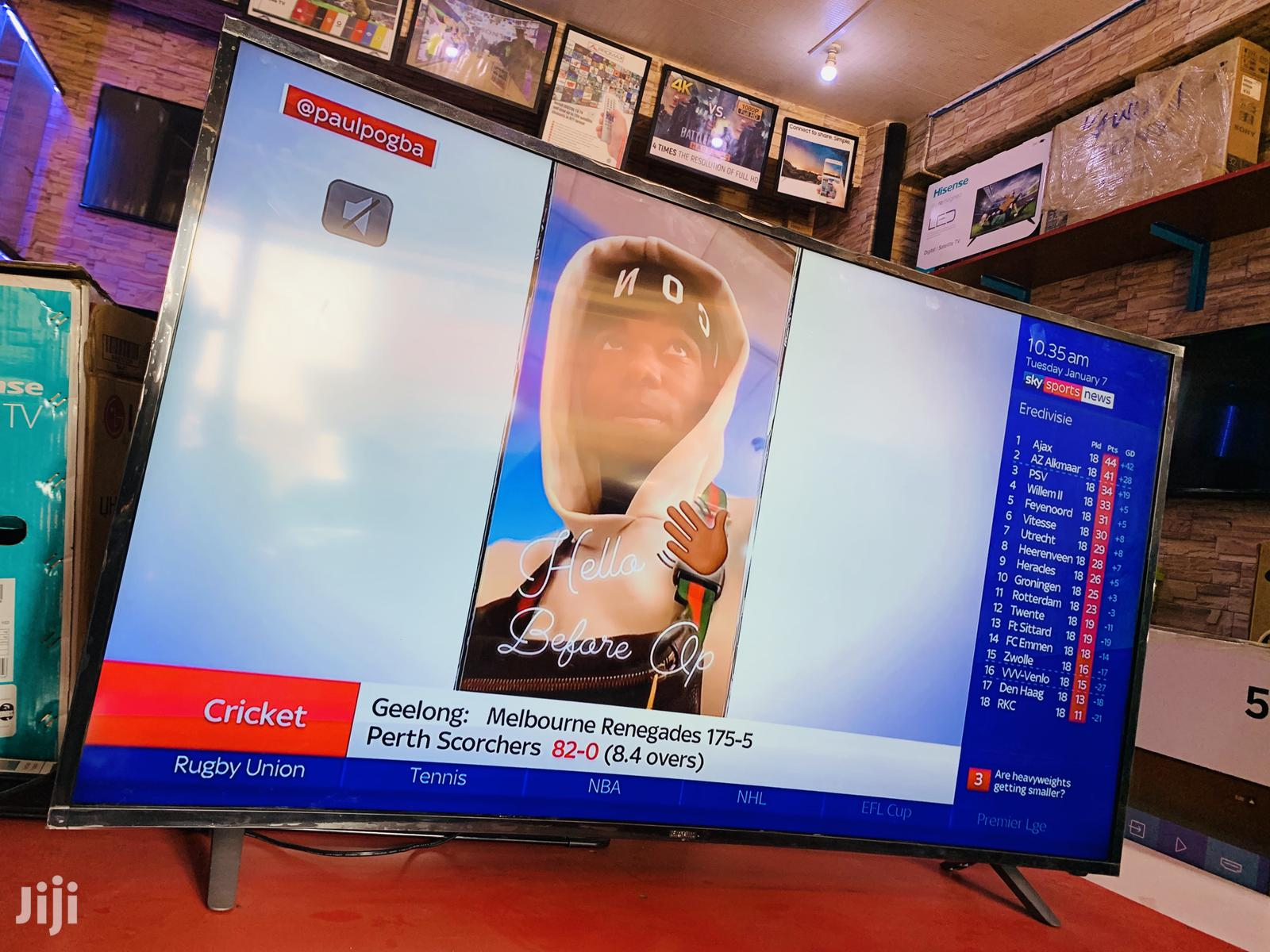 Brand New Samsung Curved Tv 55 Inches | TV & DVD Equipment for sale in Kampala, Central Region, Uganda