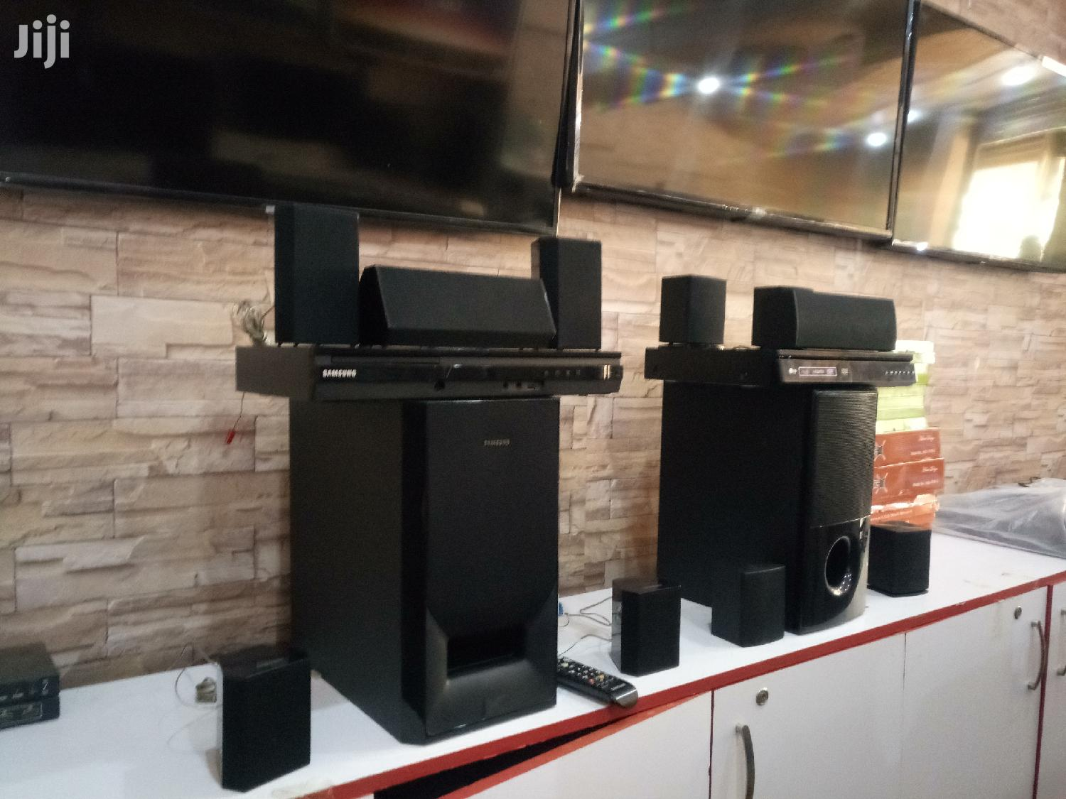 Archive: Samsung Home Theater System