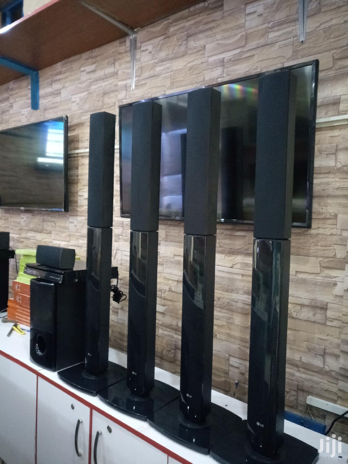 Archive: LG 1500 Watts Home Theater System