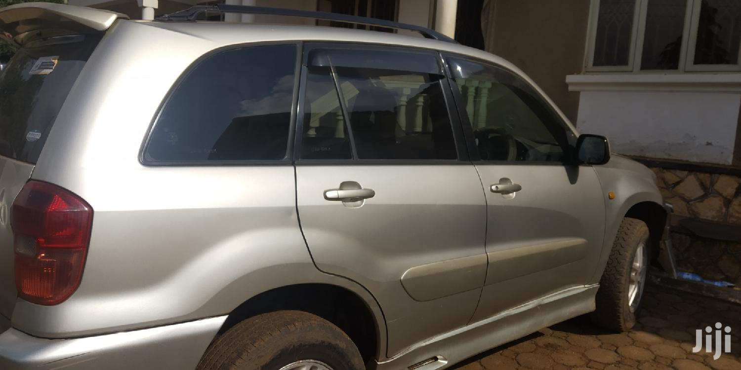 Toyota RAV4 2002 Silver | Cars for sale in Kampala, Central Region, Uganda