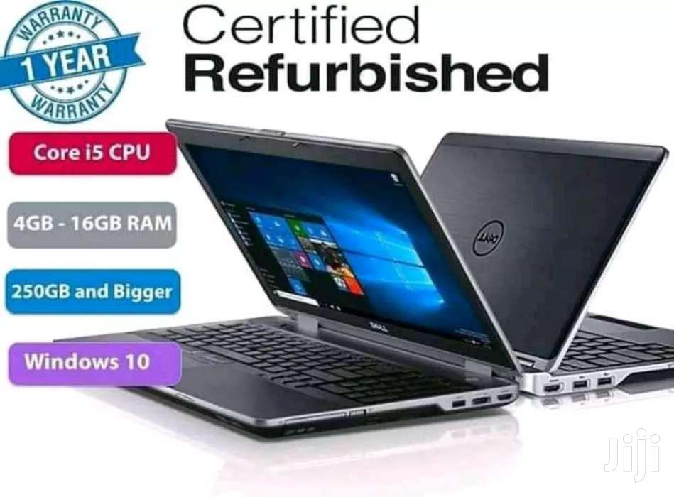 Laptop Dell Latitude 14 4GB Intel Core I7 HDD 500GB | Laptops & Computers for sale in Kampala, Central Region, Uganda