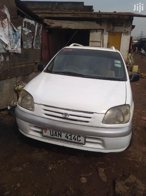 Toyota Raum 1999 White | Cars for sale in Kampala, Central Region, Uganda