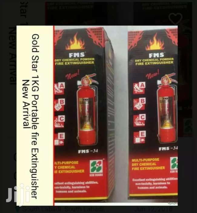 1KG FIRE STOPPER. /EXTINGUISHER