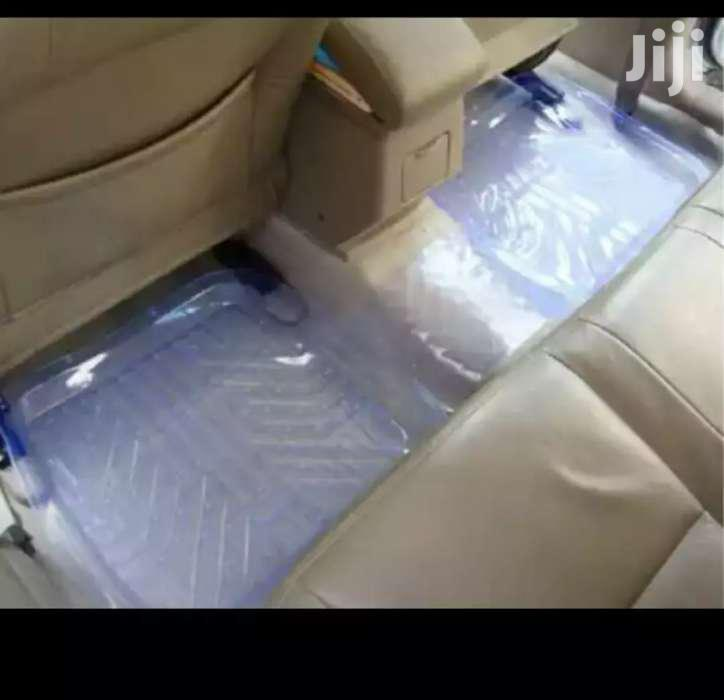 Clear Transparent Car Carpet 5pcs | Vehicle Parts & Accessories for sale in Kampala, Central Region, Uganda