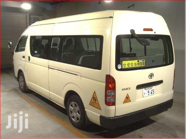 Toyota Hiace 2008 Yellow | Buses & Microbuses for sale in Kampala, Central Region, Uganda