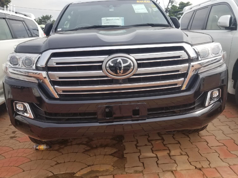 Toyota Land Cruiser 2016 Black   Cars for sale in Kampala, Central Region, Uganda