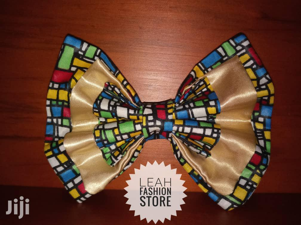 Archive: Bowtie With African Touch
