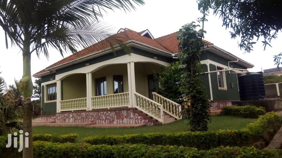 Four Bedroom House In Masaka For Sale