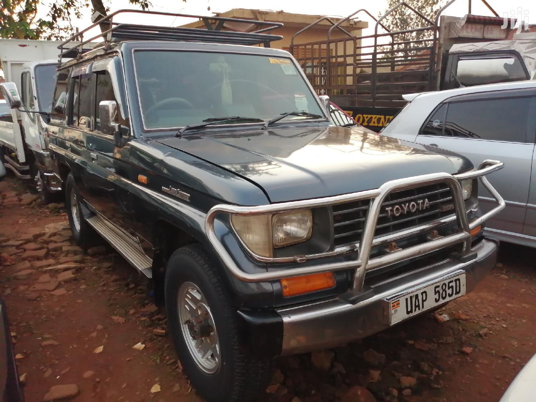 New Toyota Land Cruiser Prado 2000 Green | Cars for sale in Kampala, Central Region, Uganda