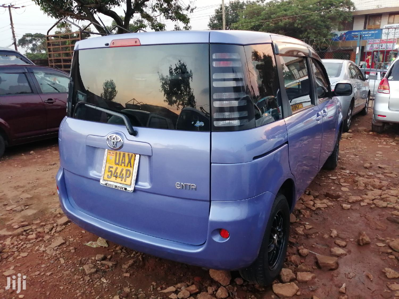 New Toyota Sienta 2005 Blue | Cars for sale in Kampala, Central Region, Uganda