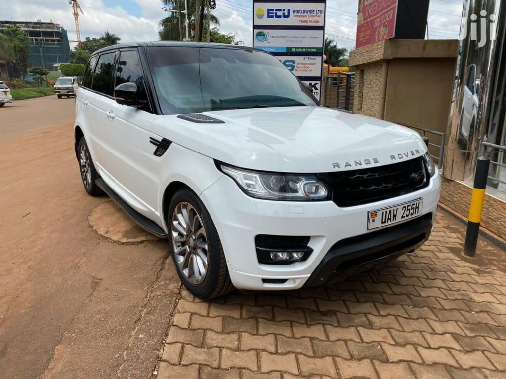 Land Rover Range Rover Vogue 2016 White