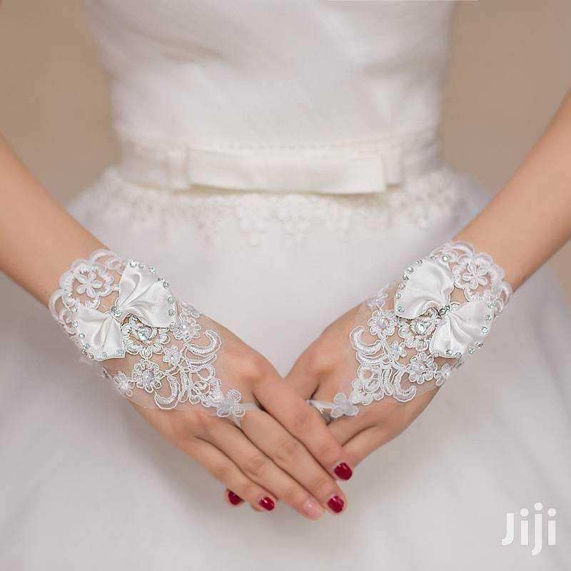 Archive: Bride Wedding Gloves